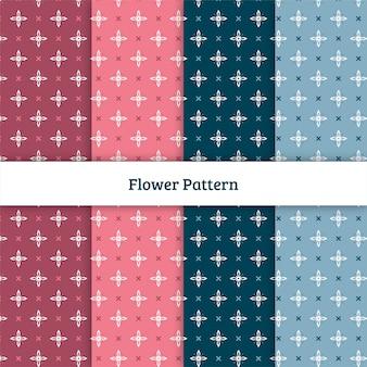 Bloem patroon