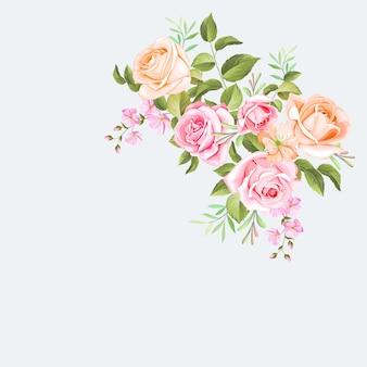 Bloemen boeket bruiloft