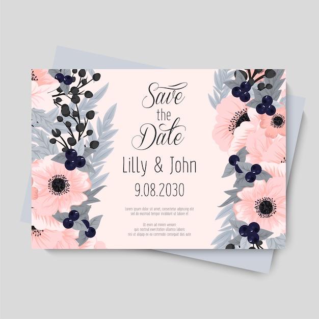 Bloemen bruiloft