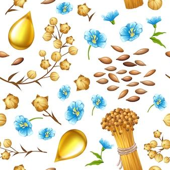 Bloemen en zaden