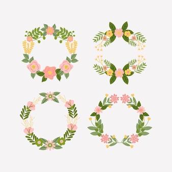 Bloemenkransen collectie