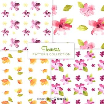 Bloemenpatrooninzameling