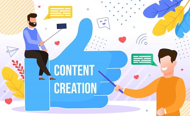 Blog content creatie copywriting creatief schrijven