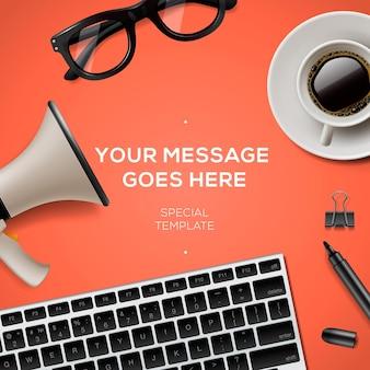Blogbeheer bloggen en schrijven ter illustratie van de website