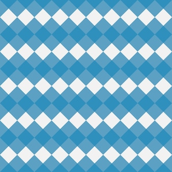 Blue gingham naadloze patroon textuur van rhombi pleinen voor geruite tafelkleden kleding shirts