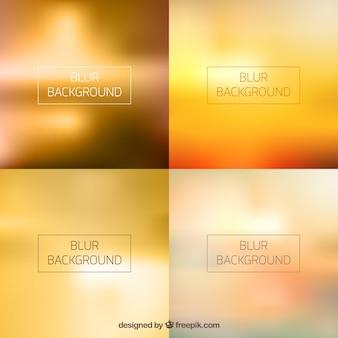 Blur achtergronden collectie