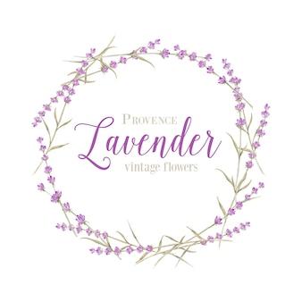 Boeket lavendel