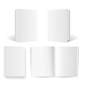 Boekomslag en interieurmodel