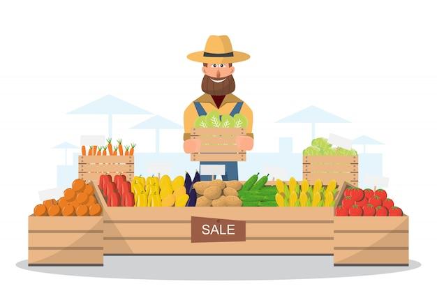 Boerderij winkel
