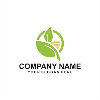 Boerderijen logo ontwerp