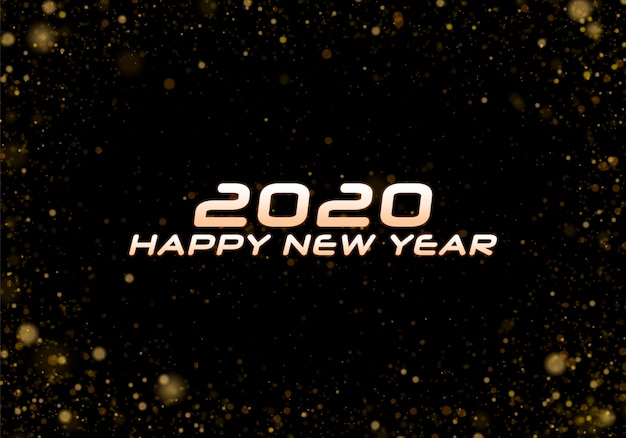 Bokeh sparkle kerstmis 2020.