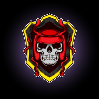 Boksen krijgskunst logo