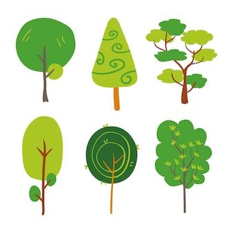 Bomen collectie