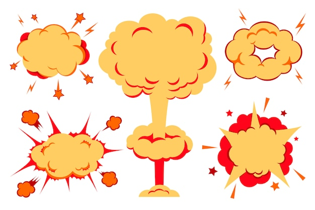 Bommen en explosies