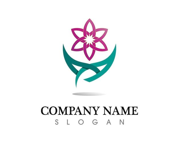 Boom blad vector logo ontwerp, eco-vriendelijke concept.