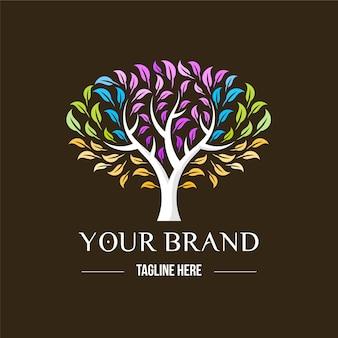 Boom leven logo thema