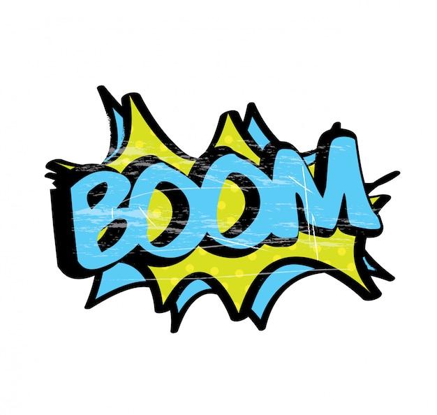 Boom pictogram