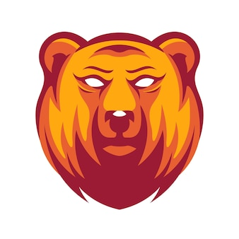 Boos beer logo ontwerp