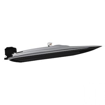 Boot illustratie vector op witte achtergrond
