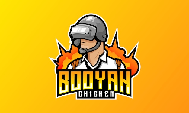Booyah chicken esports-logo
