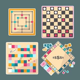 Bordspel collectie