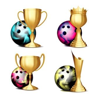 Bowling game award