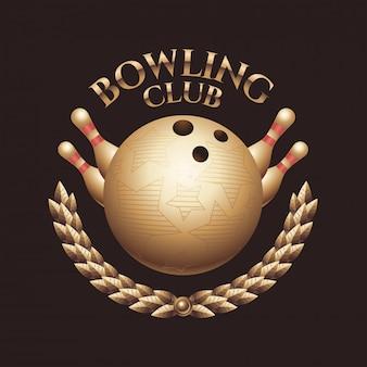 Bowling teken