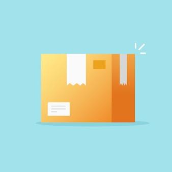 Box pakket pakket