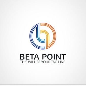 Bp letter logo