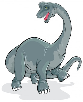 Brachiosaurus dinosaurus