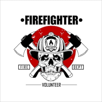 Brandweerman logo