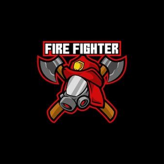 Brandweerman veiligheid redding held uniform