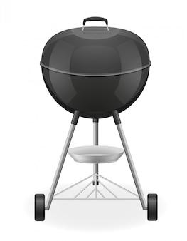 Brazier voor barbecue