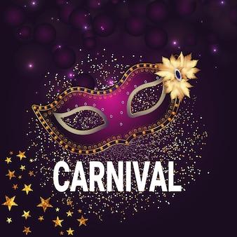 Braziliaanse carnaval-viering