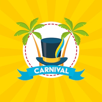 Brazilië carnaval festival