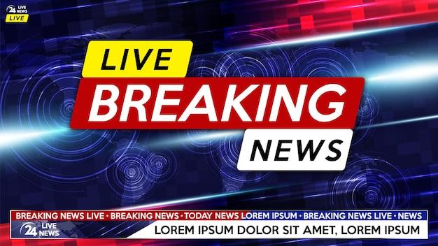 Brekend nieuws live