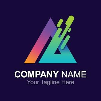 Brief een logo