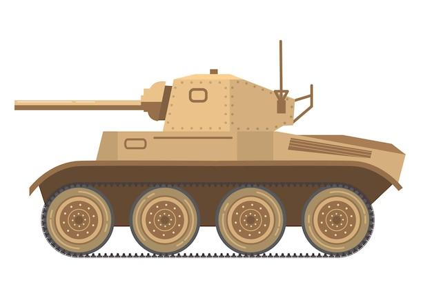 Britse militaire tank tweede wereldoorlog