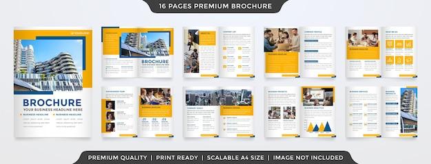Brochure set