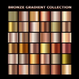 Bronze gradient collection