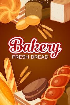 Brood producten banner