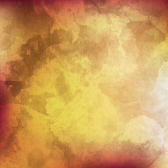 Brown blur aquarel achtergrond