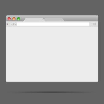 Browser venster