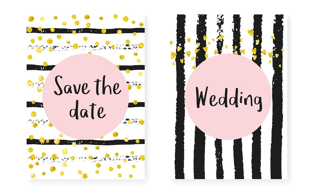 Bruids grens. roze retro verf. roos sterrensprong. huwelijksuitnodiging.
