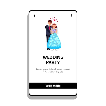 Bruiloft bruid en bruidegom knuffelen