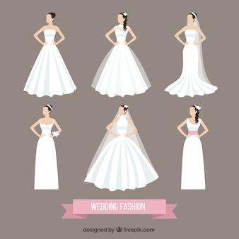 Bruiloft mode