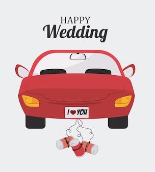Bruiloft ontwerp