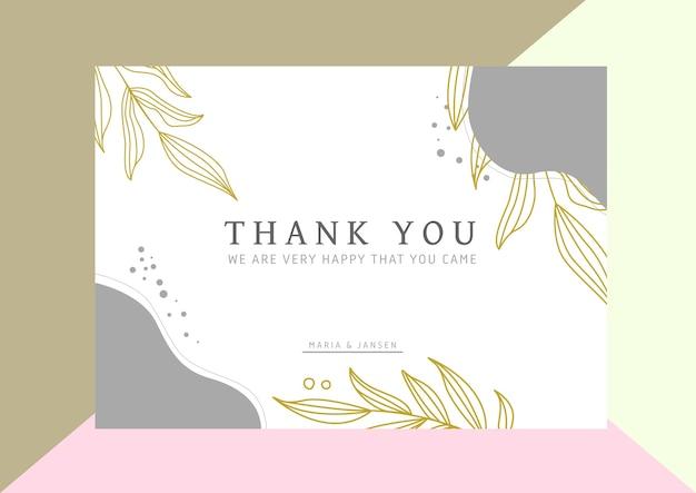 Bruiloft uitnodiging bloemen uitnodigen dank u instellen bruiloft