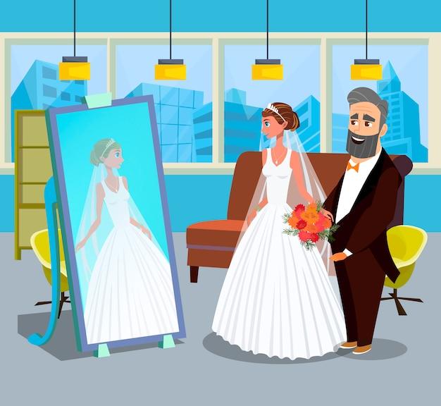 Bruiloft voorbereidingen