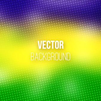 Bruine kleur wazig vector achtergrond